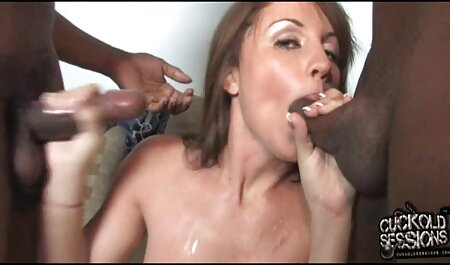 Morena hentay subespañol tetona desnudándose y exponiendo su coño perforado