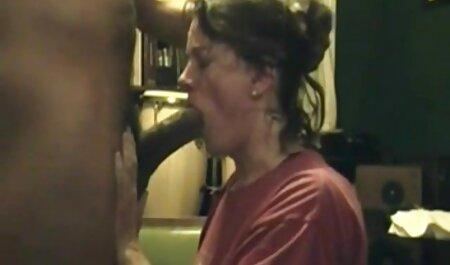 Hijastra lesbiana peliculas hentai en español sin censura martillada por polla interracial en 3 vías